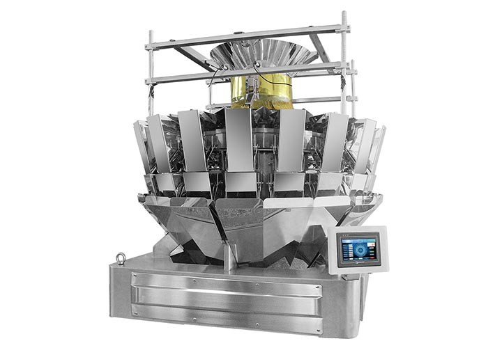 Semi Auto Particle 0.8L 2.5L Weighing Filling Machine