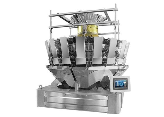 Automatic PLC 20 Heads Blended Products Multihead Weigher